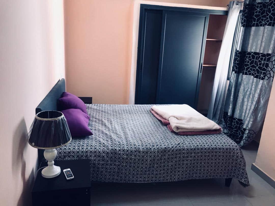 Joli appartement meublé à louer à Yoff