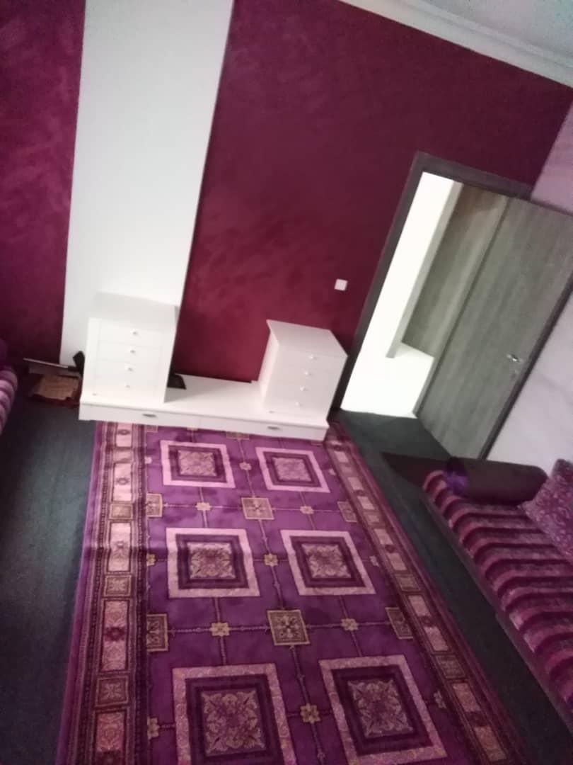 Joli Appartement meublé à louer à la cité Keur Gorgui