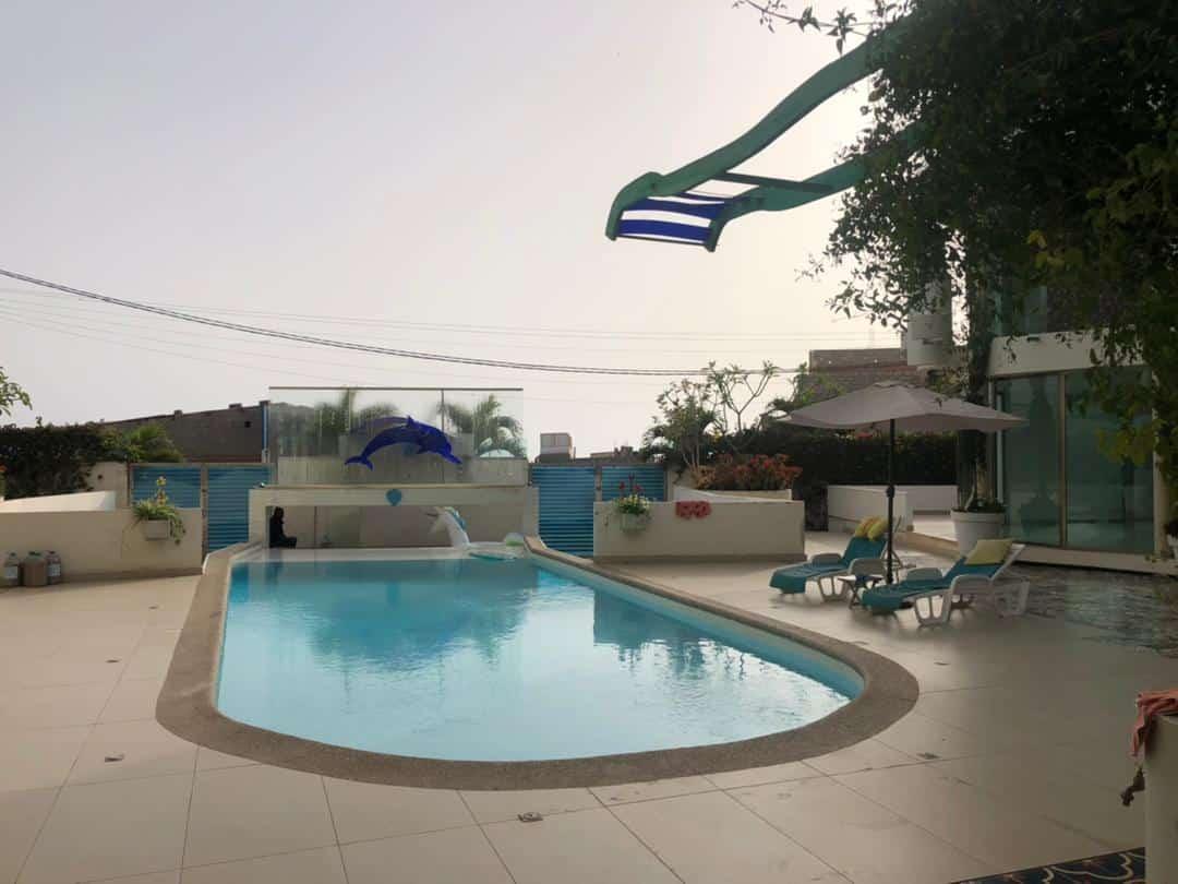 Duplex à Louer à Dakar aux Almadies