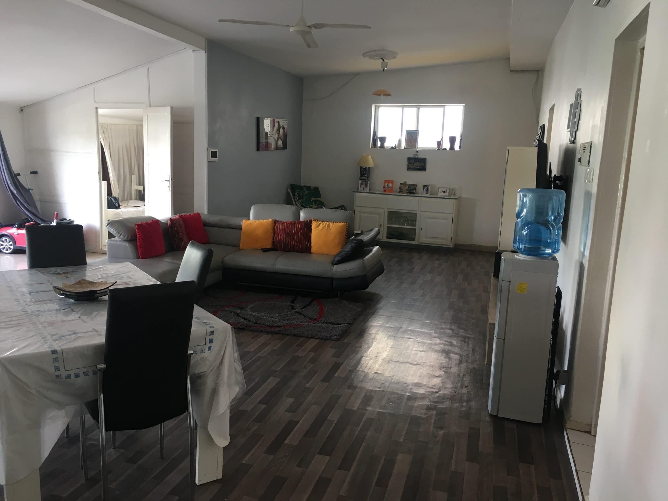 Appartements Meublé à Louer à Dakar aux Point E