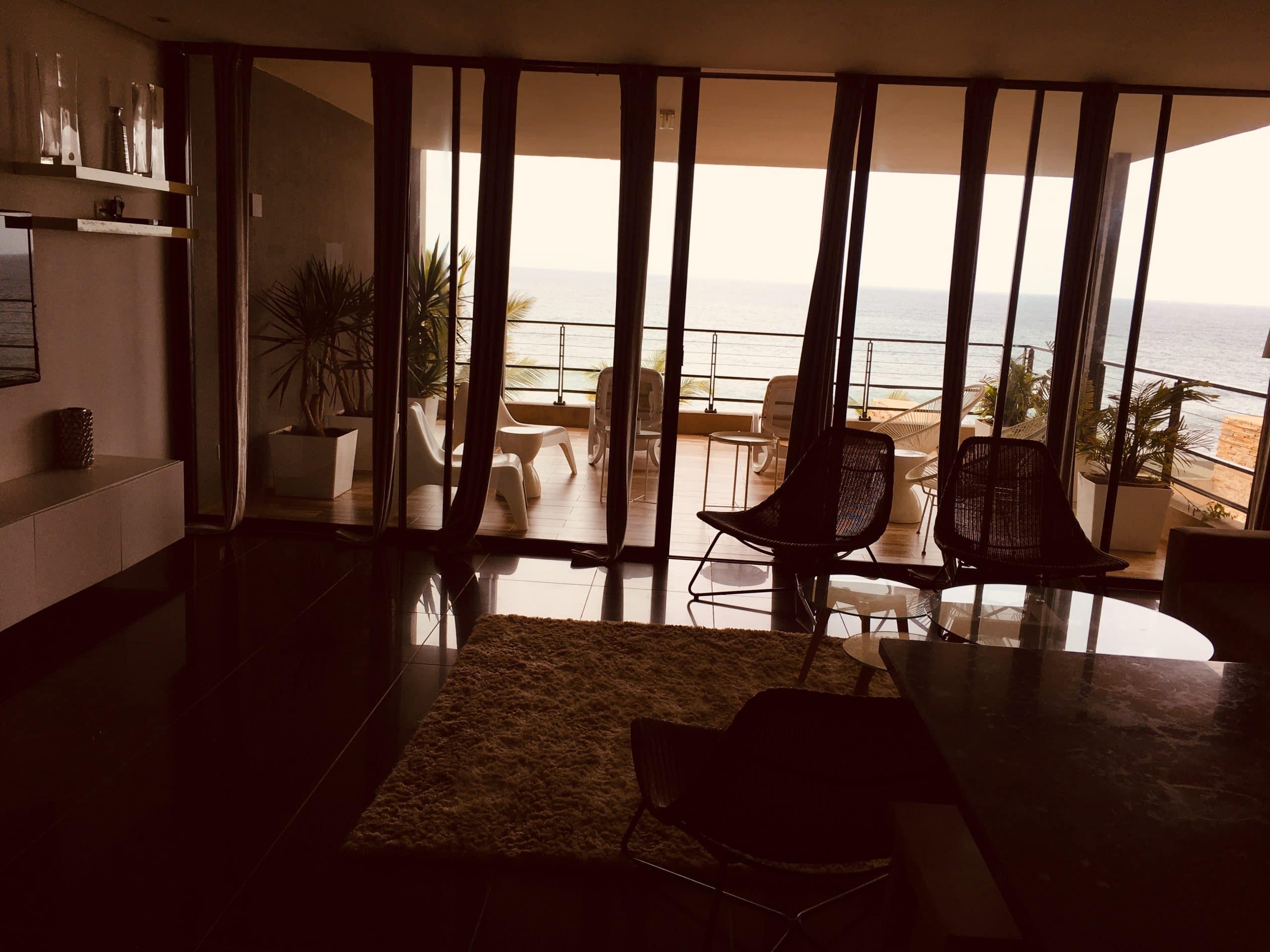Appartements Meublé à Louer Corniche Mermoz